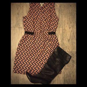Bar III dress sz M